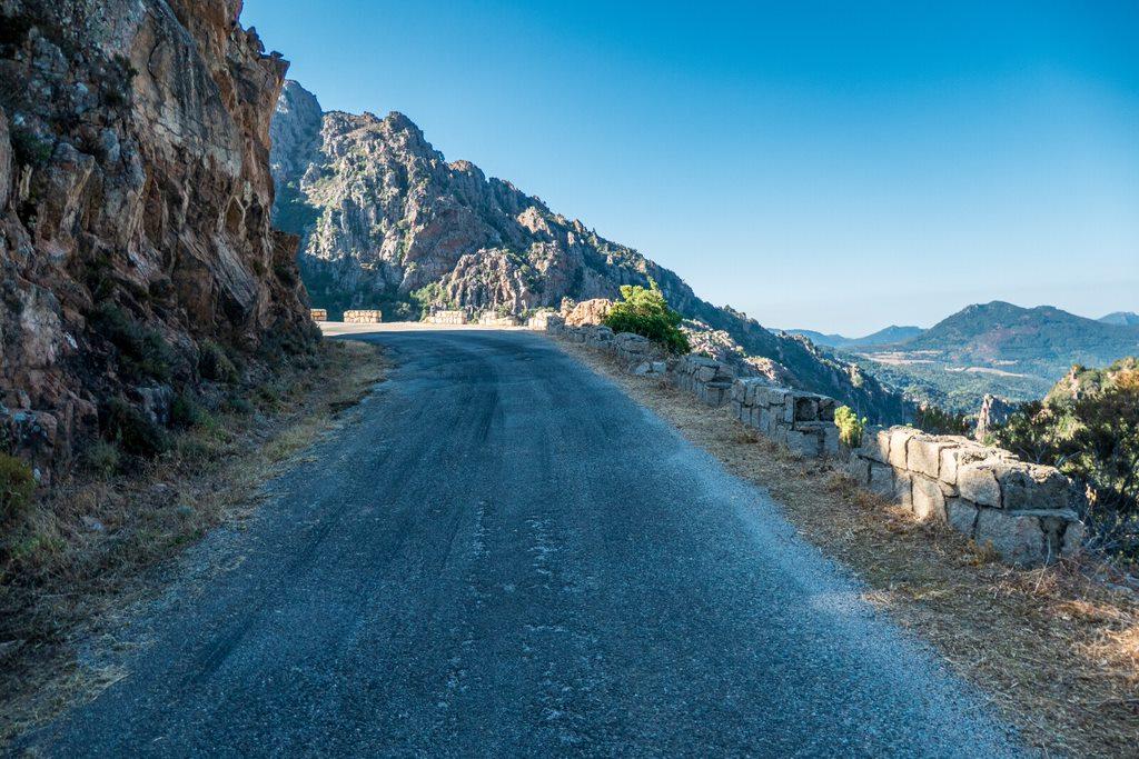 Canyon du Baracci zum Col de Sio
